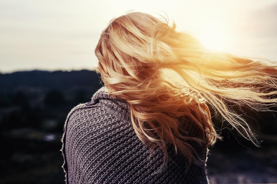 волосы с мягкой водой